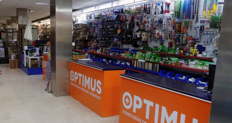 Optimus llega a Andalucía y Valencia con la apertura de 5 tiendas
