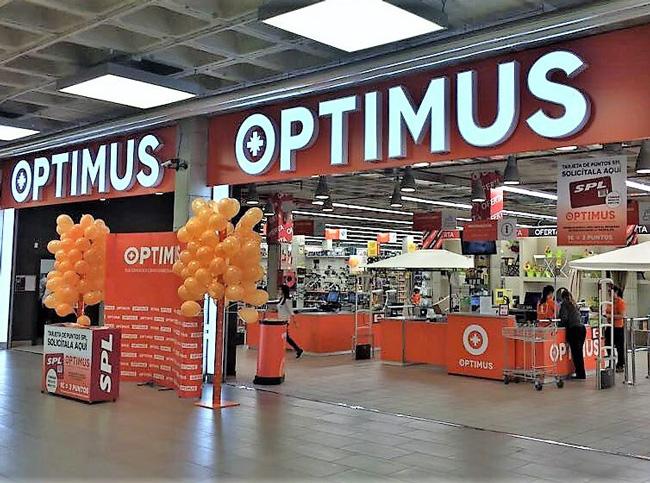 Abre la primera tienda Optimus en Canarias