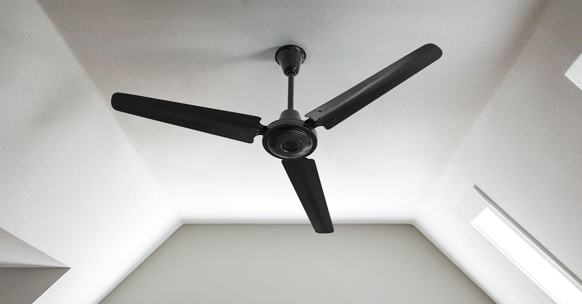 Com triar un ventilador de sostre?