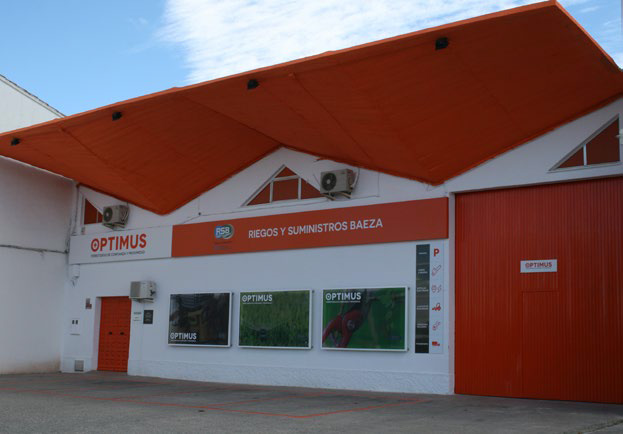 Optimus abre en Baeza su primer establecimiento en Andalucía