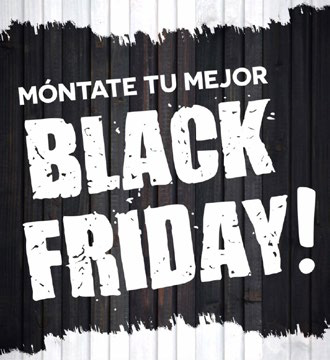 Nova campanya d'Optimus per al Black Friday.
