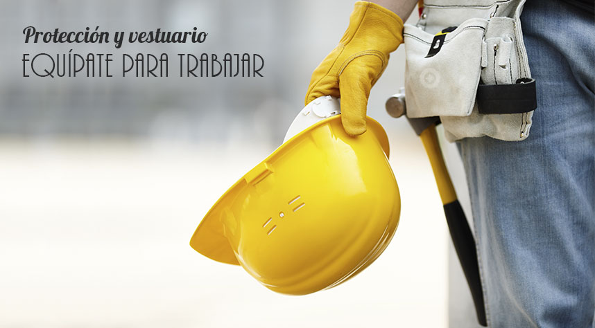 Protección y vestuario laboral