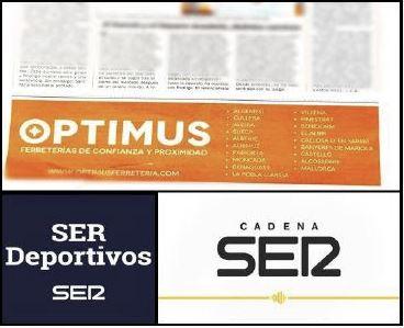CAMPAÑA DE MEDIOS OPTIMUS EN COINFER