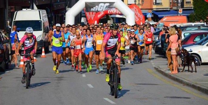 Ferretería Gari-Hogar patrocina la I Carrera Camino Real de la Sidra de Colloto