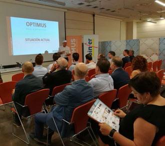 Optimus participa en la nueva edición de Eurobrico.