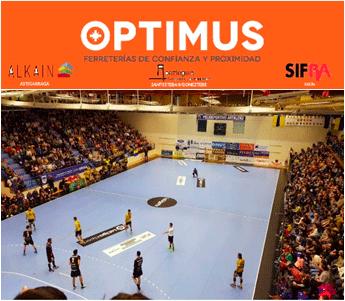 Col·laboració publicitària entre Optimus: Sifra - Alkain - Apezteguia