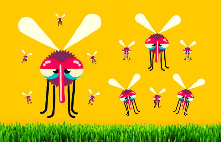 Preparat per a la invasió de mosquits?