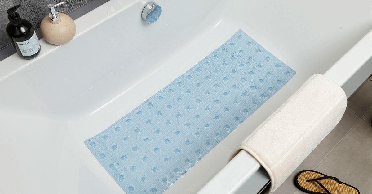 Catifes antilliscants de bany: com triar-les i mantenir-les