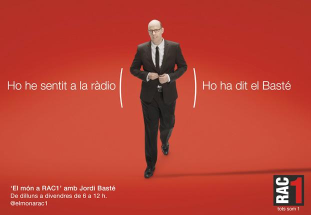 Primera campaña publicitaria de Optimus en radio