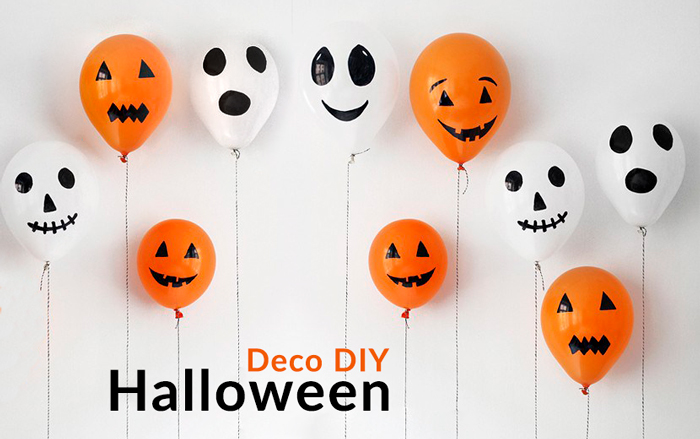 DIY - Decoración de Halloween