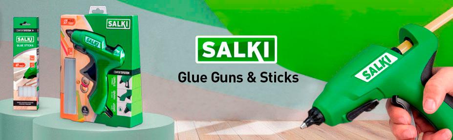Pistolas SALKI, las mejores aliadas para tus creaciones