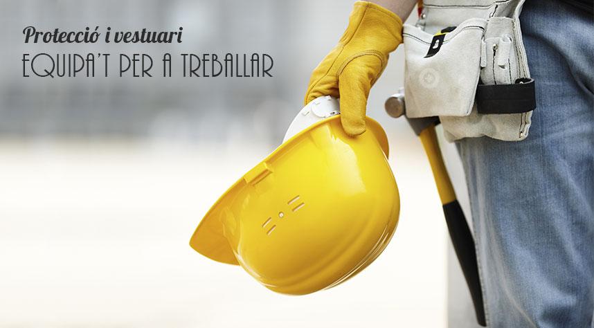 Protecció i Vestuari laboral