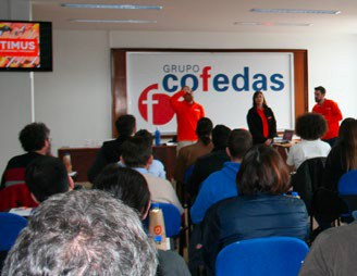 Cofedas reúne a sus socios para presentar la evolución de Optimus