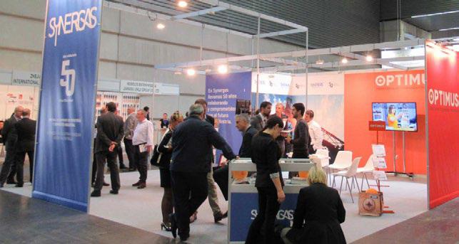 Synergas participa con éxito en la última edición de Ferroforma