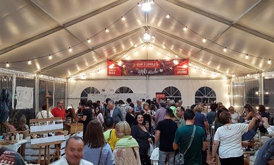 Ferretería Díaz y Ferretería Jaume patrocinan la Feria de Santa Teresa de El Vendrell