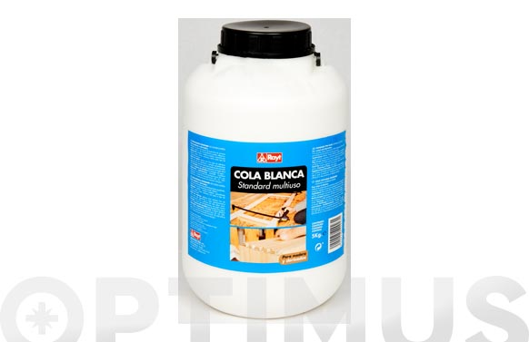 Cola blanca standard 5 kg