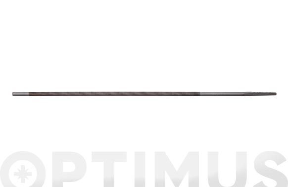 Lima redonda para motosierra 8x4,8 mm