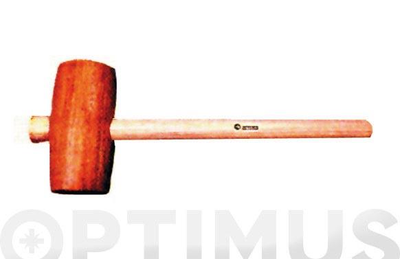 Maza carpintero con mango arnau 60 x 120 mm