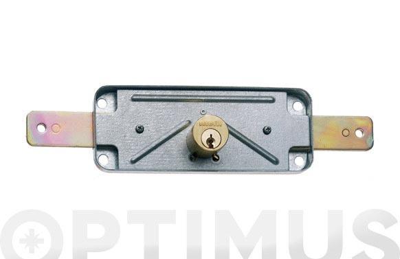 Cerradura sobreponer persianas serie 1500 1511/v -