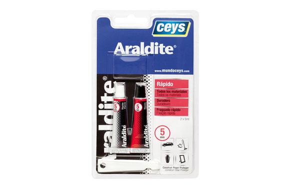 Adhesivo rapido pequeño 5+5 ml