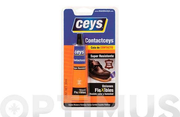 Adhesivo contactceys 30 ml