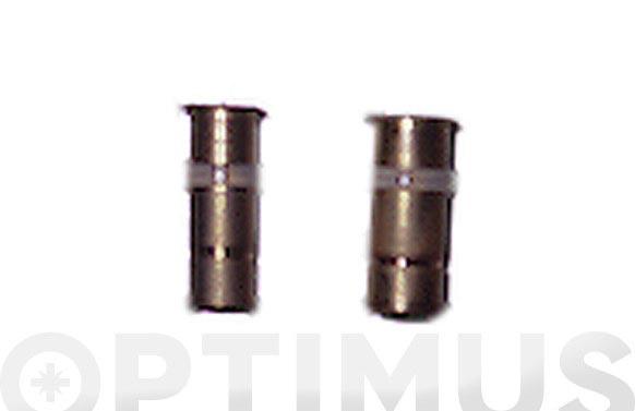 Dedal automatico laton muelle inox 400+ 9mm l
