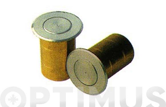Dedal automatico laton muelle inox 400-13mm l