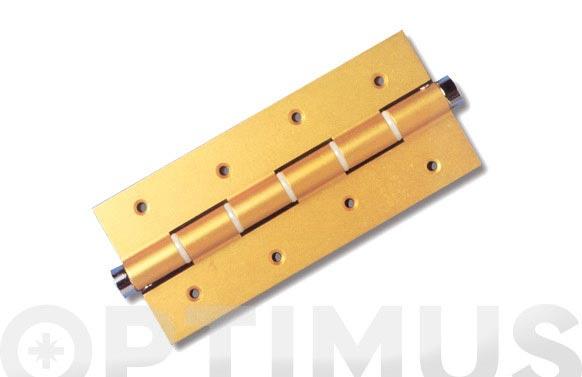 Bisagra simple accion 2 unidades sa180 oro