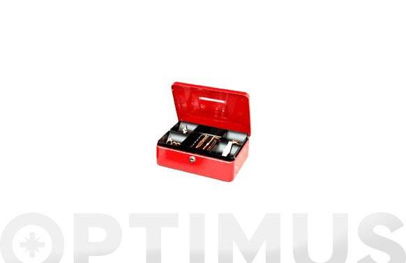 Caja caudales super 1 aluminio