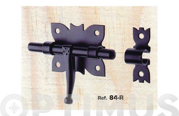 Pasador cerrojo 84r/40 negro