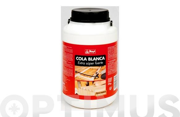 Cola blanca extra 5 kg