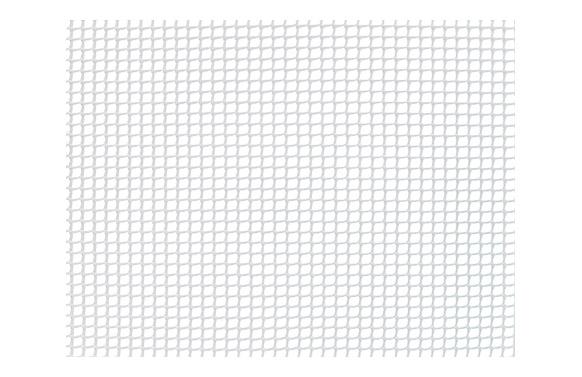 Malla balconet c05 (malla 4,5x4,5) 1x25 blanca