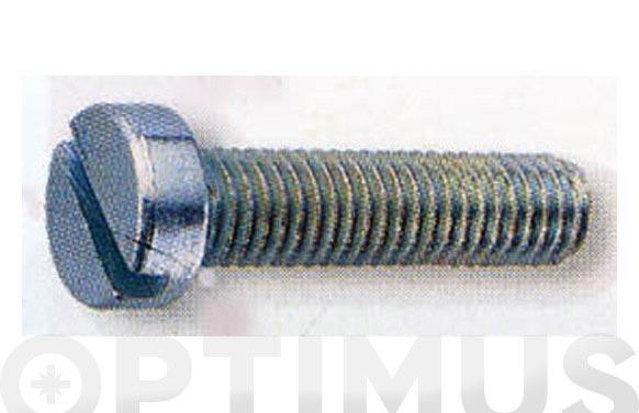 Tornillo din 84 cabeca cilindrica cincado m-4 x 35