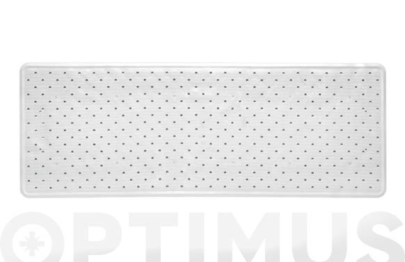 Alfombra baño 97x36-blanco
