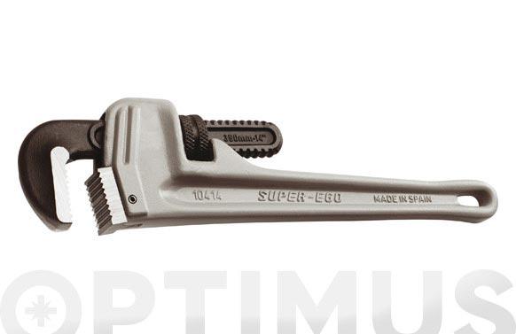 """Llave aluminio super-ego 18"""""""
