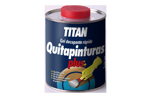 Quitapinturas plus 750 ml