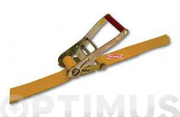 Ratchets amarre con 2 ganchos abiertos 50 mm - 8.5 metros