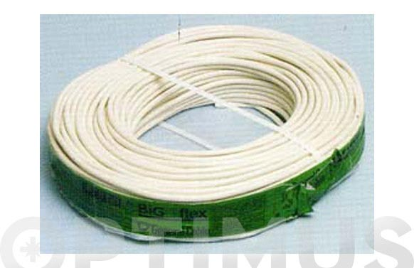 Cable manguera red h05vv-f cpr 3 x 1,50 blanco