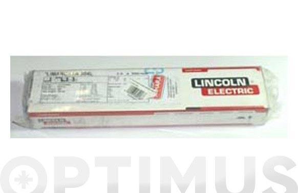 Electrodo inox limarosta 304l paquete 200 unid. 2 x 300 mm
