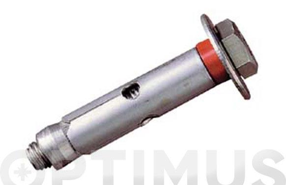 Anclaje reforzado inox m-10 x 100 mm ø 14 mm