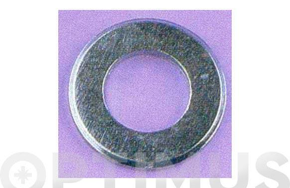 Arandela hierro cincado standard 8