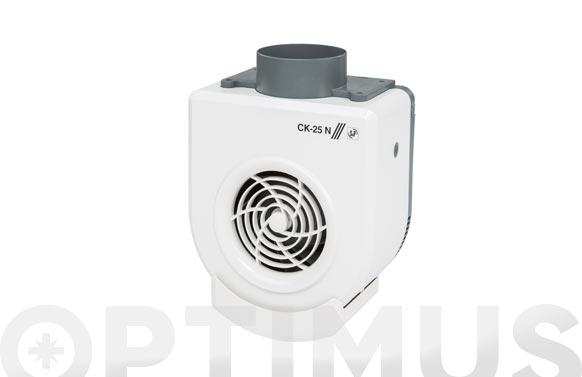Extractor centrifugo s & p ck-25 n