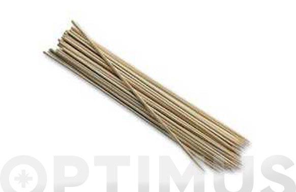 Pincho bamboo 25cm 75u