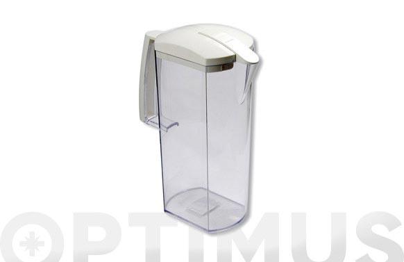 Jarra agua elegance 2l blanca
