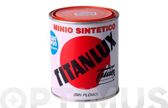 Imprimacion antioxido 750 ml naranja