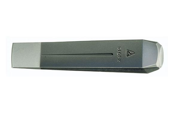 Cuña metalica 23,3 cm x 3,8 cm
