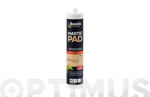Masilla fijacion mastic pad marfil 310 ml