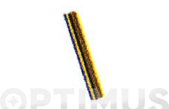 Varilla plast p/cerr 1503-1505 1. blanca