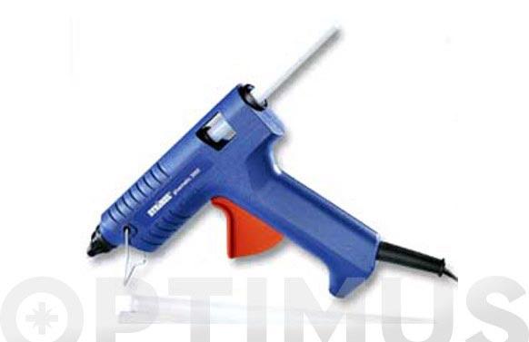 Pistola termoencoladora gluematic 3002/45 w