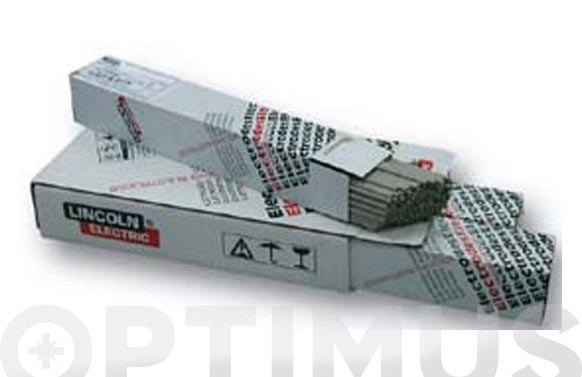 Electrodo rutilo omnia 46 paquete 110 unid. 4 x 350 mm
